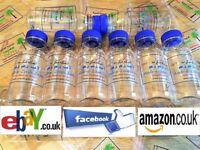 Aab-e-Zam Zam Empty Clear Plastic Bottles 250 ml or 330 ml+Clear Dates Bags HAJJ UMRAH MUBARAK