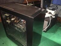 Custom Gaming/ Video Editing PC Xeon i7 6 Hex Core NVIDIA MSI GTX 970