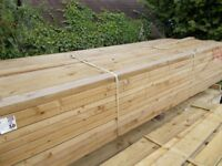 """4"""" x 2"""" Timber in 3 meter lengths (other sizes/ lengths available)"""