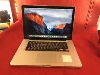 Apple MacBook Pro A1268 (15'), 500GB (2012), +WARRANTY, NO OFFERS