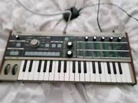 Micro korg synthesizer
