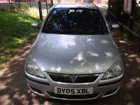 Vauxhall Corsa 1.3 CDTi 16v SXi 3dr£1,375 LOW ROAD TAX / CHEAP TO INSURE 2005 (05 reg), Hatchback