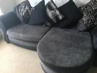 DFS 4 seater sofa good condition lots of life left