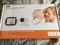 Wireless Digital Video Baby Monitor
