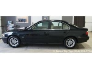 BMW 525i FULLY LOADED!!!!!  VERY CLEAN!!!!