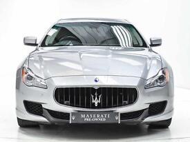 Maserati Quattroporte DV6 (grey) 2014-05-26