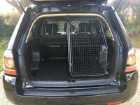 Land Rover Freelander 2 - Cargo Guard and Dog Cage Genuine Land Rover part.