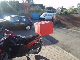 Delivery Pizza Thermal Box for Motorcycles