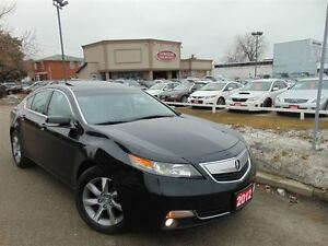 2012 Acura TL TECH PKG-NAVIGATION-ONE OWNER