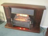 Sunhouse Electric Fire with Surround