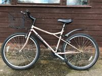 Female Daewoo Bike with Basket - Good Condition