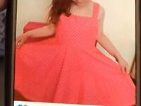 Hand Made Childrens Dresses