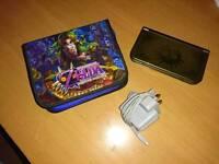 Zelda majoras mask 3ds xl limited edition