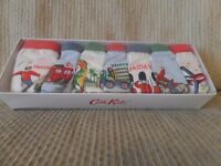 BNIB - Cath Kidson pack of 7 boys underwear size 5-6.