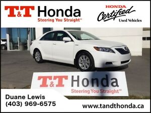 2009 Toyota Camry Hybrid *One Owner, Local Car, CD/MP3/AUX*