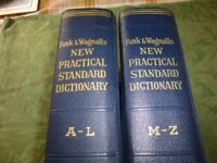 New Practical Dictionary Vols 1-2
