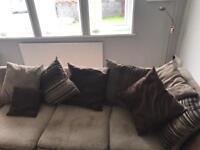 Comfort Zone Corner Sofa