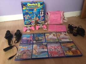 Play Station 2 Bundle- excellent condition.