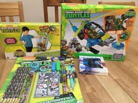New Teenage Mutant Ninja Turtles Bundle