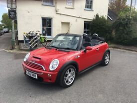 Mini Cooper S Cabriolet - Lovely car throughout - New MOT with no advisories - Service history