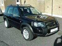 2004 04 LAND ROVER FREELANDER 1.8 XEI 5 DOOR ** 79900 MILES ** MOT JUNE 2018 ** 4X4 **