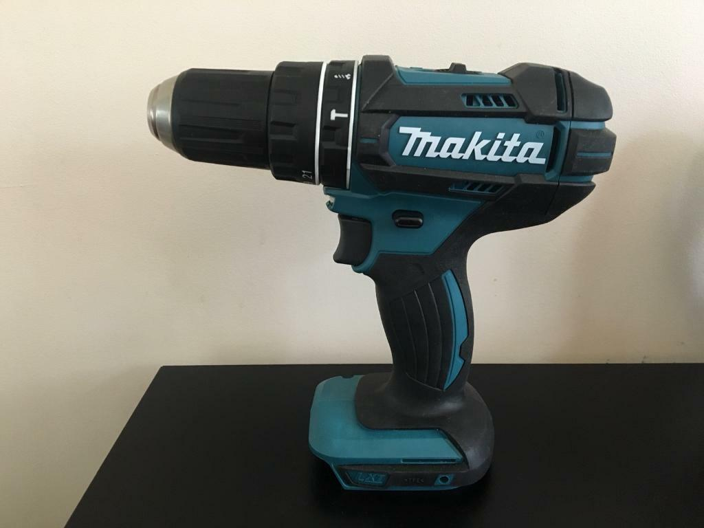 Makita DHP482RJ | Makita 18v Li-ion LXT Hammer Drill Driver