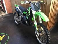 Kawasaki mx bike