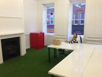 Private landlord, cheap serviced private Offices on Oxford St & Denmark St - Available January