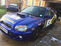 Subaru Impreza 2003 2.0L Non Turbo Richard Burns Edition (Rare) 12 Months M.O.T