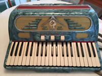 Galanti 120 bass Piano Accordion - Musette