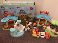 Happyland Zoo - excellent condition and complete