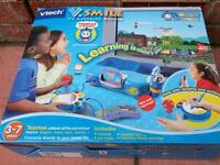 Vtech Kids game console in used condition! can deliver or post!