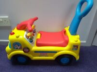 Fisher Price Ride-on Push-along truck