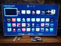 "40"" H6410 Series 6 Smart 3D Full HD LED TV"
