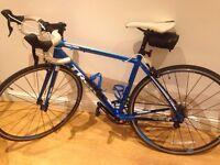 ROAD BIKE, TREK ONE SERIES 1.2 BLUE
