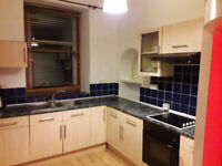 Spacious furnished studio flat for rent in North Kelvinside, West End Glasgow