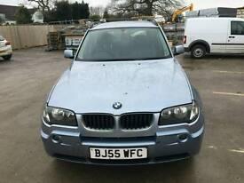 BMW X3 2l diesel