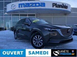 2018 MAZDA CX-9 AWD GS-L GS-L CUIR DEMARREUR HITCH