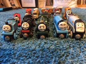 Thomas the Tank Engine Trains & Accessories Bundle