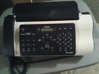 Cannon JX300 Fax Machine