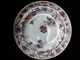 Ornamental China Plate