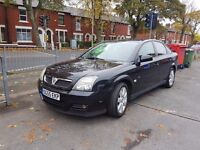 2005 vauxhall vectra 1.8 only 53000 mileage long mot