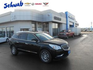 2016 Buick Enclave Rearview Camera, Heated Interior, Remote Star