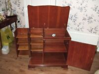a very nice TV/ DVD/stereo or Sky Cabinet with doors and Shelves