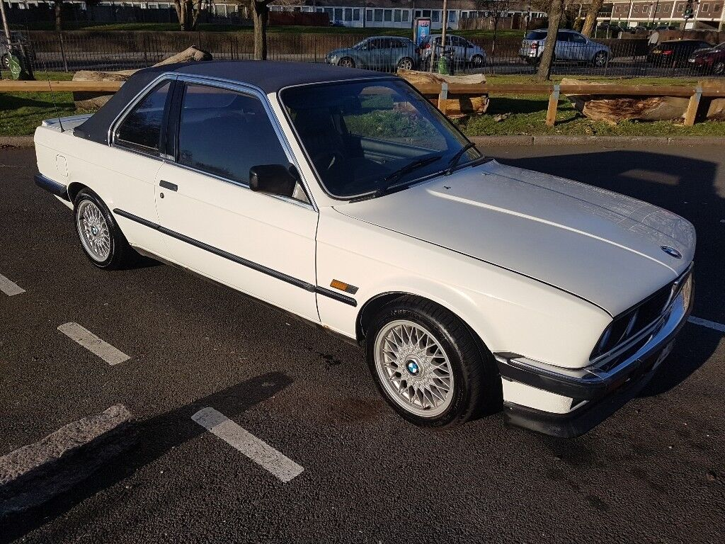 bmw e30 320i baur 1986 classic in camberwell london gumtree. Black Bedroom Furniture Sets. Home Design Ideas