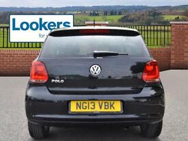 Volkswagen Polo MATCH EDITION (black) 2013-07-27