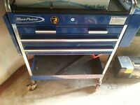 Blue Point tool trolley from Snap On