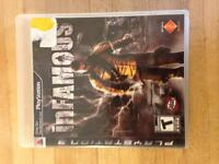 Infamous on ps3