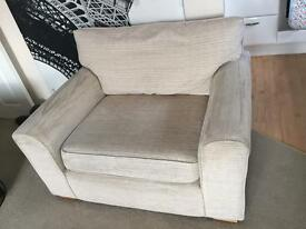 Armchair / snuggle seat