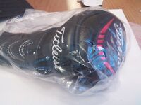 Genuine titliest 913F 3 Wood head cover Band new still in packaging